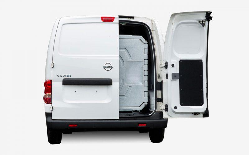 Contenitore refrigerato per veicolo commerciale