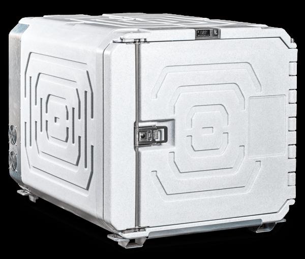 Contenitore refrigerato medio da 720 litri