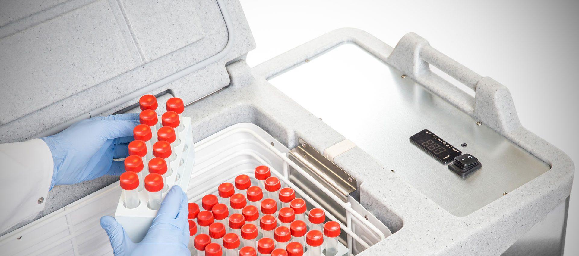 Trasporto farmaci a temperatura controllata